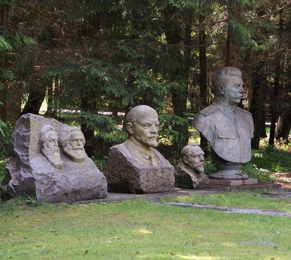 Maršrutas-Grūto parkas-Stelmužės ąžuolas