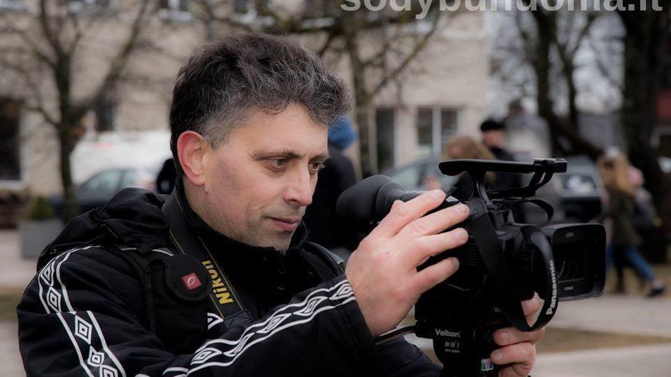Vestuvių videografas Algirdas Šimkevičius